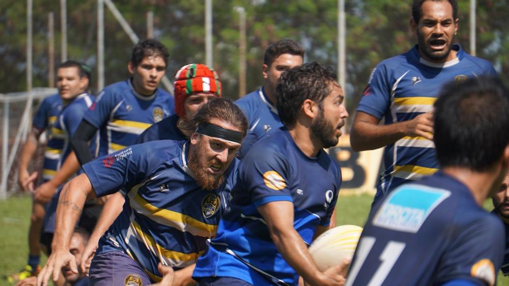 1e9c2d074 Jequitibá ganha 2ª partida e assume a ponta da tabela - Jequitibá Rugby  Clube