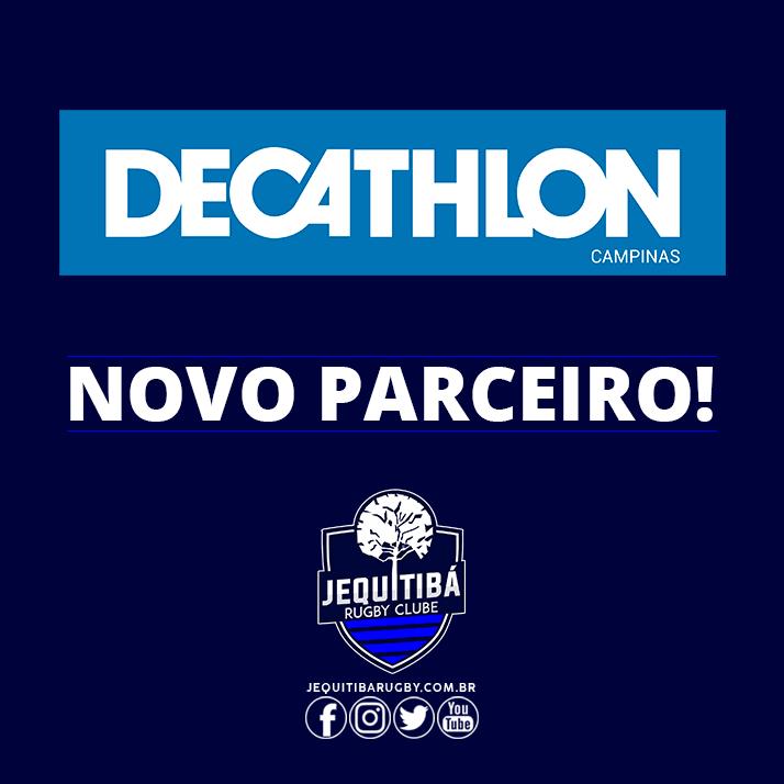 247aaeaa4 A Decathlon Campinas e o Jequitibá Rugby fecham parceria até o final de  2019.